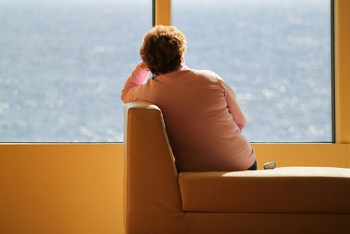 Combat loneliness by getting connected - AevaCare provides companionship visits